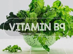 Vitamin b9 / Folsäure
