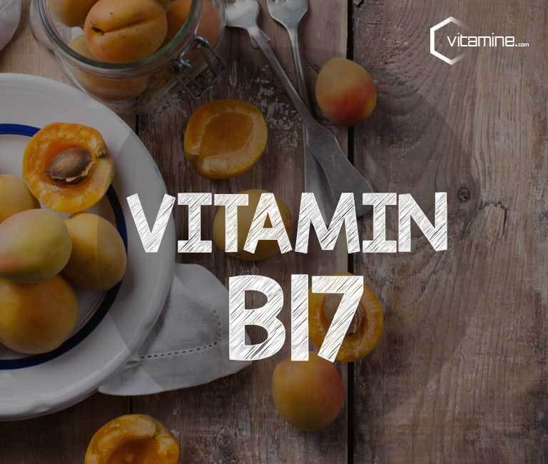Lebensmittel und andere Informationen rund um Vitamin B17