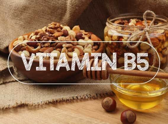 Pantothensaeure / Vitamin B5