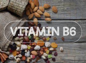 Pyridoxin - Vitamin B6