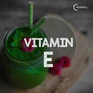 Alles zu Vitamin E