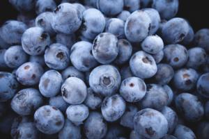 Antioxidantien in Blaubeeren