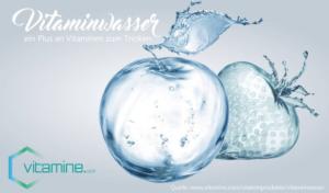 Vitaminwasser Bild