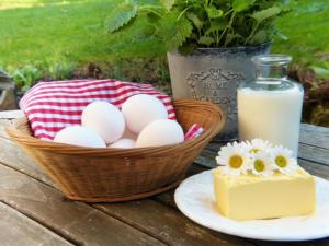 Calcium in Lebensmittel