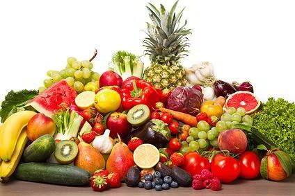 Lebensmittel mit Vitamin I und Vitamin J