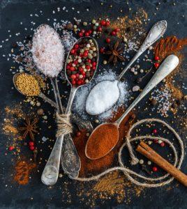 Aromastoffe-Lebensmittel