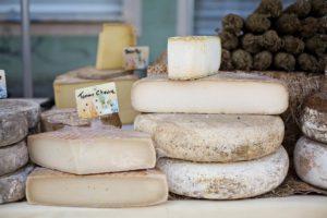 Esrom Käse-Lebensmittel