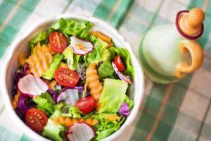 Salat-Lebensmittel