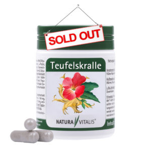Teufelskralle Sold Out