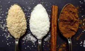Zucker-Lebensmittel