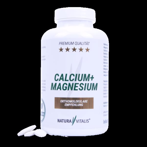 Calcium und Magnesium von Natura Vitalis