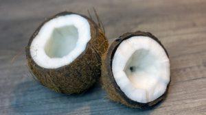 Kokosmilch Lebensmittel