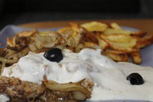 Tzatziki Lebensmittel