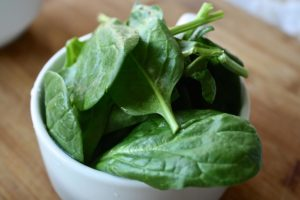 Spinat Lebensmittel