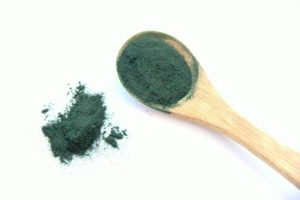 Spirulina als Superfood