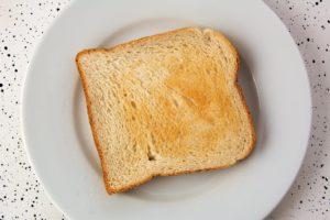 Toast Lebensmittel